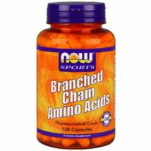 Branched Chain Amino Acids BCAA - 120 Capsules