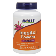 Inositol Powder Vegetarian - 4 oz.