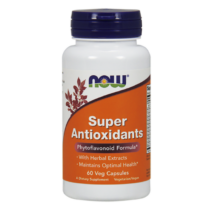 NOW Super Antioxidants 60 Veg Capsules