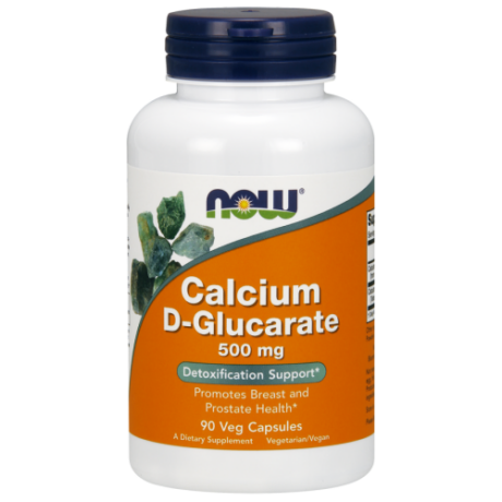 Calcium D-Glucarate 500 mg 90 Veg Capsules
